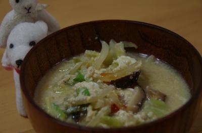 中華たまごスープ☆