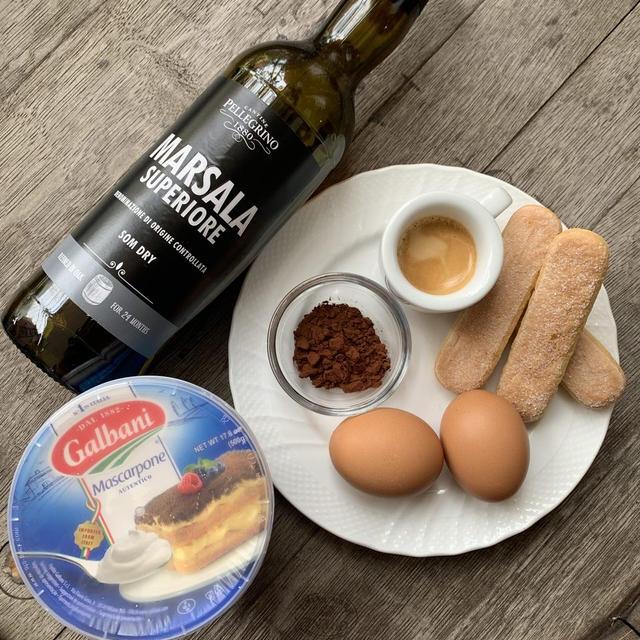 本場イタリアの現地レシピをご紹介!マルサラ酒香るティラミス