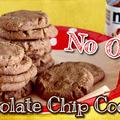フライパンで簡単!ヌテラチョコチップクッキー 英語レシピ   海外向け日本の家庭料理動画   OCHIKERON by オチケロンさん