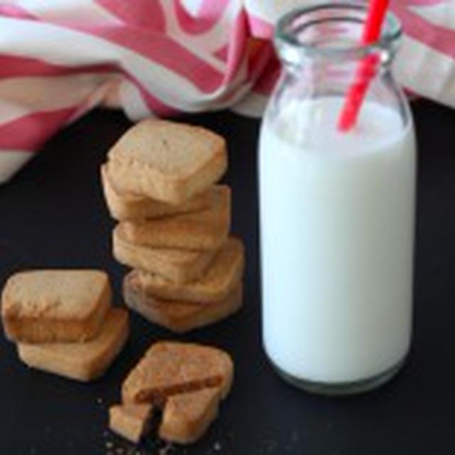 きなことココナッツの米粉クッキー
