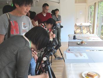 京都で開催!人気講座の1日レッスン「料理写真のプロに学ぶ料理写真教室」