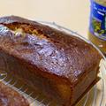 百花蜜のパウンドケーキ