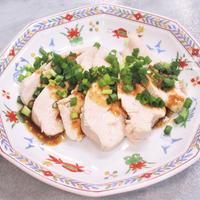 スタミナUP。作り置きで簡単に。『鶏の焦がしにんにくソース』