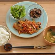 魚料理は干物におまかせ♪1人155円で作る「さんまの干物と玉ねぎのトマト煮込み」献立