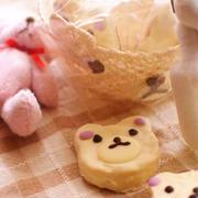 バレンタイン★友チョコくまさん
