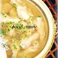 土鍋で5分‼びっくり柔らか【 鶏の水炊き 】+鶏ガラのから揚げ