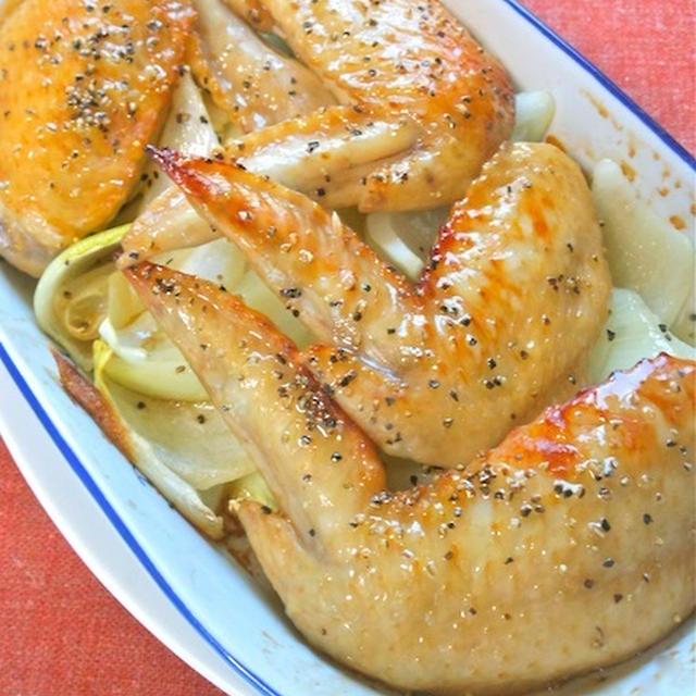 フーディストノート掲載〜オーブントースターで簡単な手羽先のおつまみ。