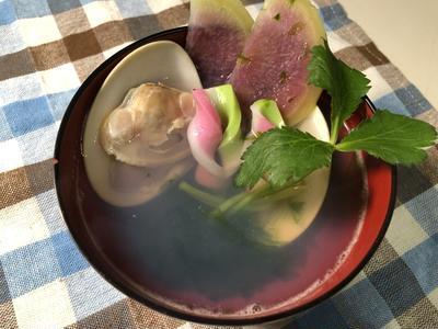 ひな祭りの食べ物と言えばその2・蛤の潮汁レシピ