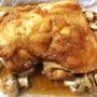 クミン鶏のバター醤油スープステーキは激ウマと言わせて(糖質2.1g)
