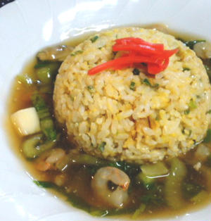 【レシピ】激ウマ!ポロッポロのあんかけチャーハン(^^♪ ~冷やごはん活用~