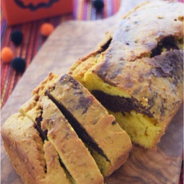 まだ間に合う!ハロウィンかぼちゃのパウンドケーキ