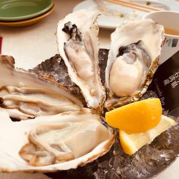 牡蠣のランチ「キンカウーカ グリル&オイスターバー 」