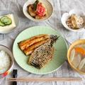 魚介の加工食品を使った料理