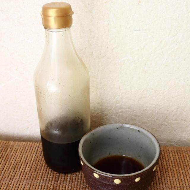 めんつゆの簡単な作り方 麺系や煮物丼物にも!そばつゆとの違いは?