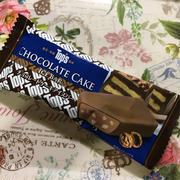 セブンイレブン限定・トップス チョコレートケーキアイスバー
