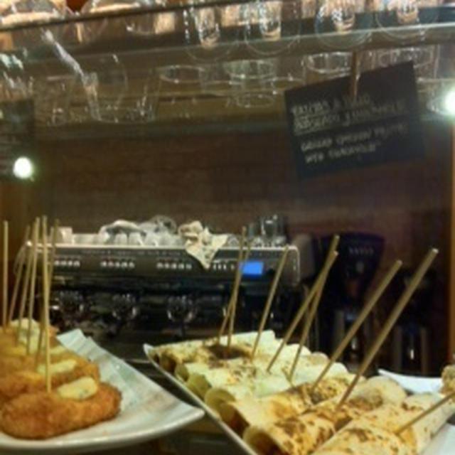 カタルーニャのタパス専門店3