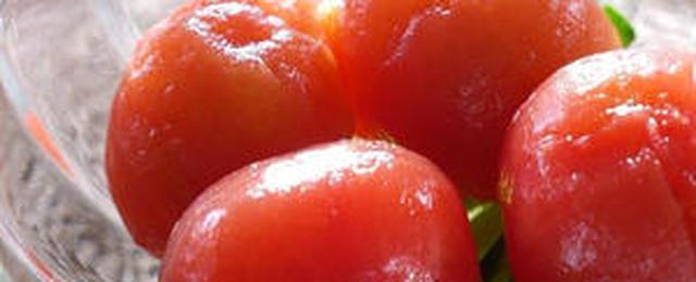 作っておけば食卓も華やか♪プチトマトの〇〇漬けにチャレンジしよう
