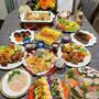 【海鮮ユッケ丼レシピ】お誕生日♡と退職祝いと♡