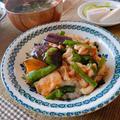 [レシピあり◎】簡単ひとさらごはん♬栃木県産なすのスタミナ丼