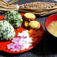茨城県の観光名所盛りだくさん朝食