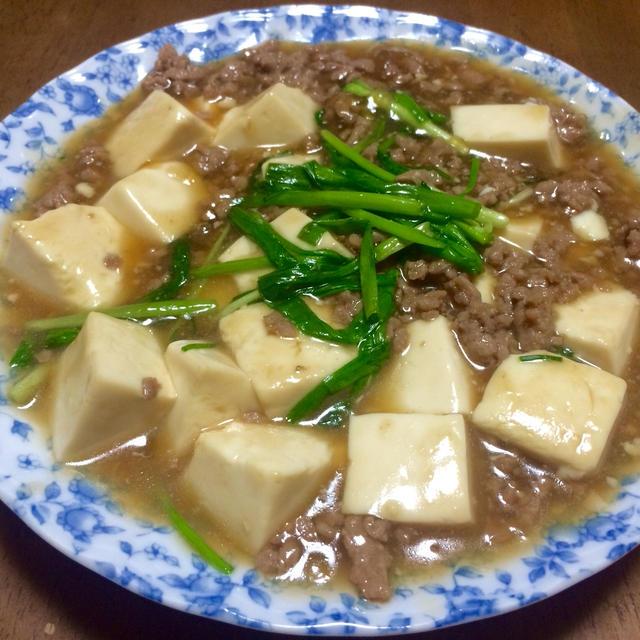 簡単味染み『肉豆腐』