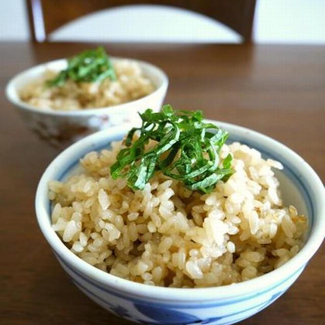【簡単レシピ】醤油の炊き込みご飯♪
