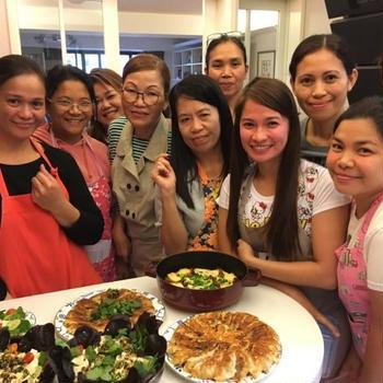 June 2020 Helper-Japanese  Cooking Class