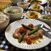 【レシピ】和風粒マスソースの豚ソテー✳︎ご飯のおかず✳︎簡単✳︎がっつりおかず