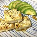 『焼き豆腐 ハーブソルト風味』