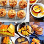 ♡さつまいも・かぼちゃ・りんご♡秋のお菓子レシピ8選♡【#簡単#スイーツ】