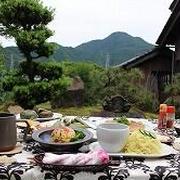 田舎暮らしの昼ご飯