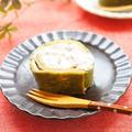 米粉の抹茶ロールケーキ~小豆クリーム~