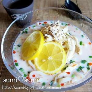 レモンがスッキリ♪さっぱりおいしいうどんレシピ