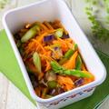 さっぱり副菜 【レンジで簡単♪】彩り野菜の和風マリネ