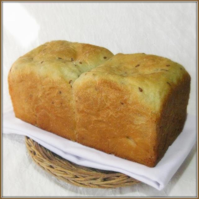 こねないでつくる♪さつまいも食パン
