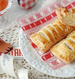 りんごと紅茶のティーバッグで簡単手作り♡ミニアップルパイ