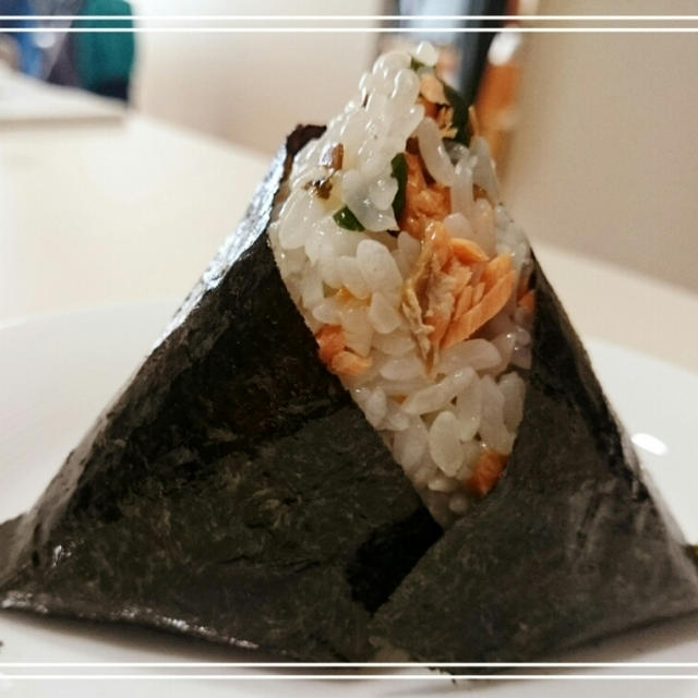 【Recipe:鮭とわかめの混ぜご飯】断捨離スト ドラさんはダメ夫になる!?