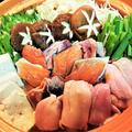 【レシピ】寒い日は鍋!鮭が美味し~!【北海道の郷土料理!石狩鍋】スープが絶品です!