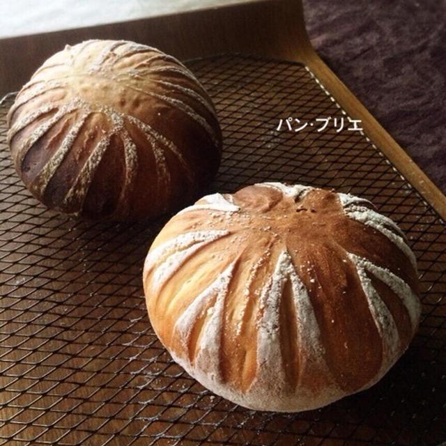 酵母のパンブリエ/オレオとピーナッツのパン