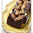 バニラ風味☆豆腐の生チョコケーキ☆(卵・砂糖・牛乳不使用)