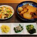 手抜き感は否めない晩御飯☆素麺de焼きビーフン♪☆♪☆♪