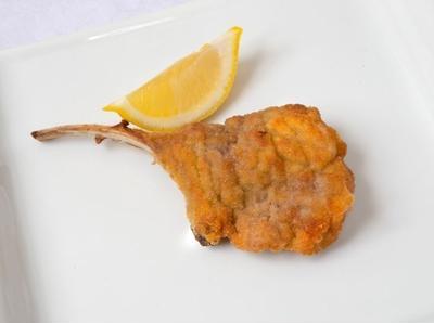 ミラノ風カツレツ 小川 洋行シェフのレシピ