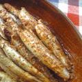 「おうちで手軽に楽しむ世界の料理」ししゃものチリパウダーオイル焼き