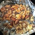 アウトドアで簡単★ミックスナッツの燻製
