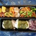 10分♡節約弁当 令和2年9月18日~お気に入り★ポークケチャップ弁当~
