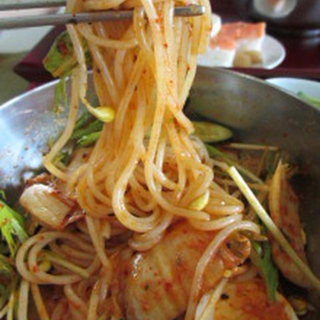 ★盛岡冷麺で韓国式チョル麺*レシピモニタ参加中です。