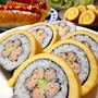 伊達巻き寿司です☆