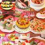 ひなまつりにぴったりなお料理&お菓子9品!!