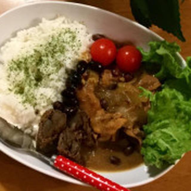 お節料理リメイク☆黒豆カレーと、暮らしニスタさんの素敵アイデアに選ばれました♡