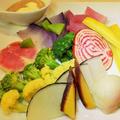 冬野菜のバーニャカウダ